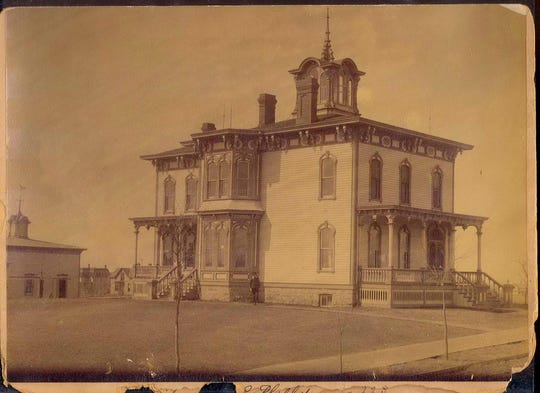 Hoskins said the oldest residence in Sioux Falls is the A.C. Phillips house at 623 W. Eighth Street. It was built in 1872 and was the home of Arthur and Imogene Phillips.