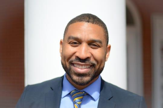 Darren Jones is Mary Baldwin University's new associate vice president of student engagement.