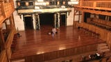 Why did American Shakespeare Center's Blackfriars Playhouse run dark?