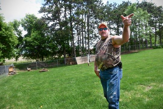 Homeowner blames new solar garden for spring flood