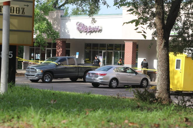 An argument inside Clippers barbershop on South Adams Street led to a fatal shooting on Thursday, June 20, 2019. TPD is asking for the public's help in solving another fatal shooting Aug. 20 outside the barbershop.