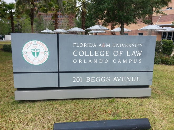 The Florida A&M University College of Law in Orlando