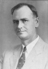 Frank Stoutamire was appointed Leon county sheriff by the governor in 1923 and was continuously reelected until 1953