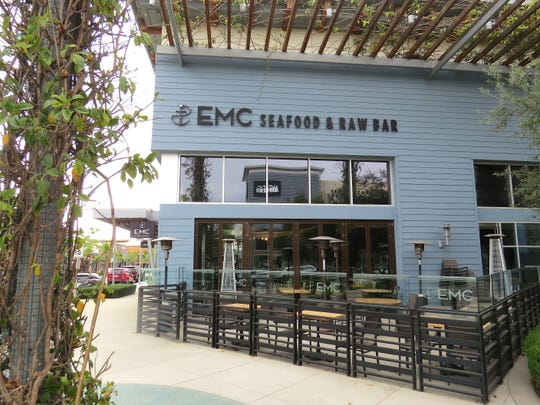 EMC Seafood & Raw Bar opened at The Collection at RiverPark in Oxnard in April 2017. Its owners are currently operating it as Louisiana Seafood House by EMC, with a menu by Guy DuPlantier III and Aliza DuPlantier, formerly of Crazy Creole Cafe in Long Beach.
