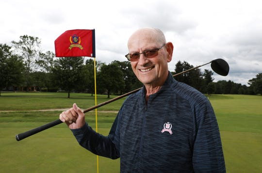 Longtime golfer Al Christopher, 84, has shot his age or below 1,000 times, the most recent a 77 at Zanesville Country Club on Sunday, June 9.