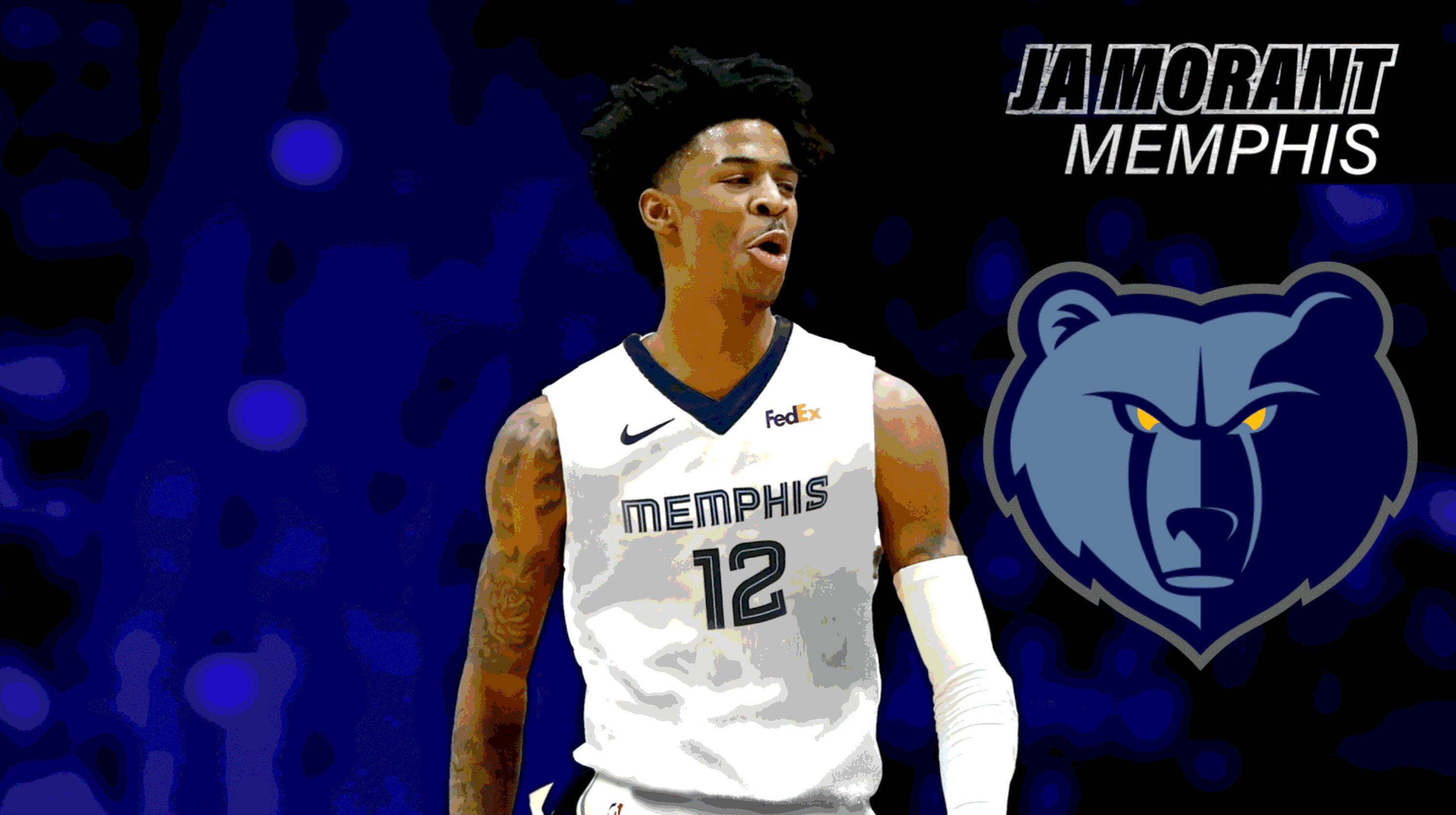 competitive price 31aa3 95cb7 Ja Morant: Things to know about the Memphis Grizzlies' new ...
