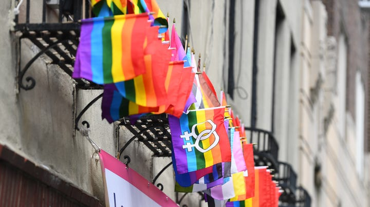 A new survey out during Pride 2019 shows young people have grown less accepting of LGBTQ individuals.