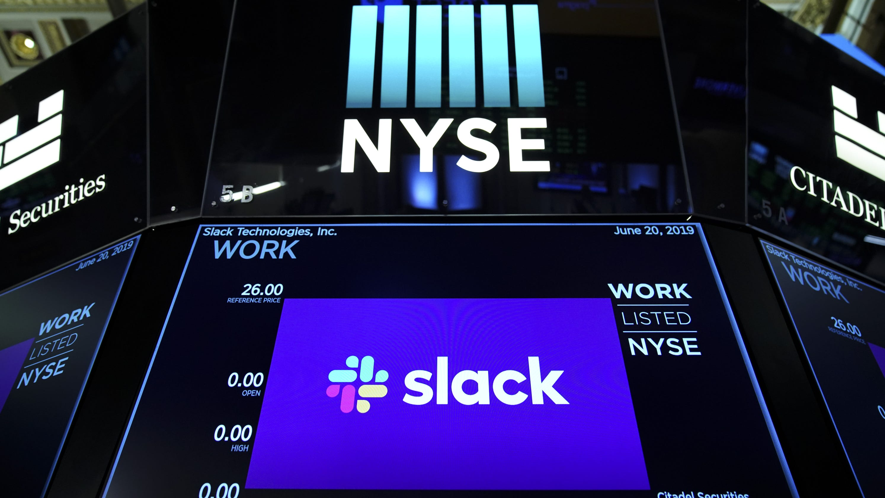 Slack ipo what is