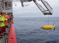 Hey! Boaty McBoatFace made a real climate discovery! Unmanned sub sends valuable data