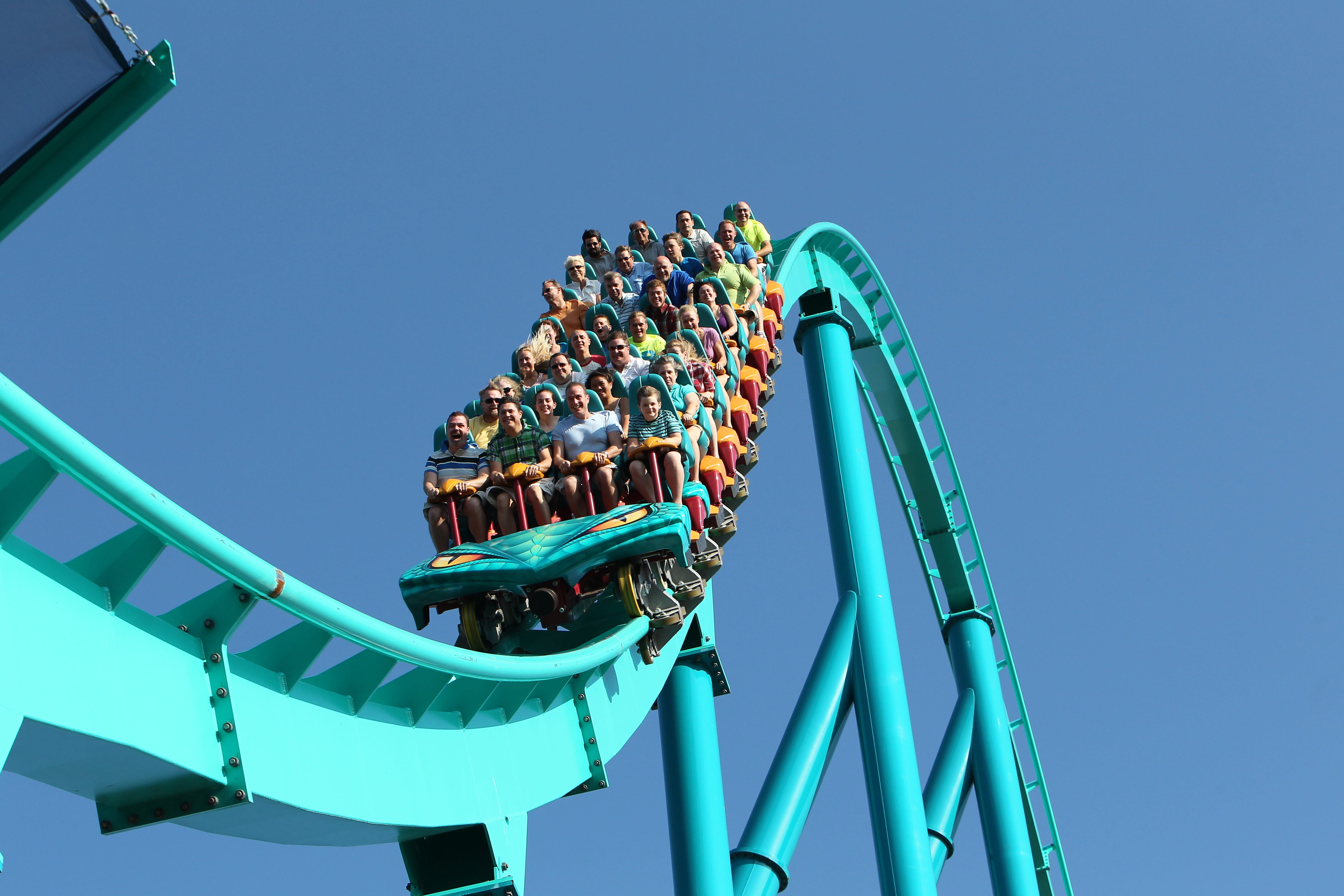 Canada S Wonderland We Rode Almost All Its Roller Coasters In A Day