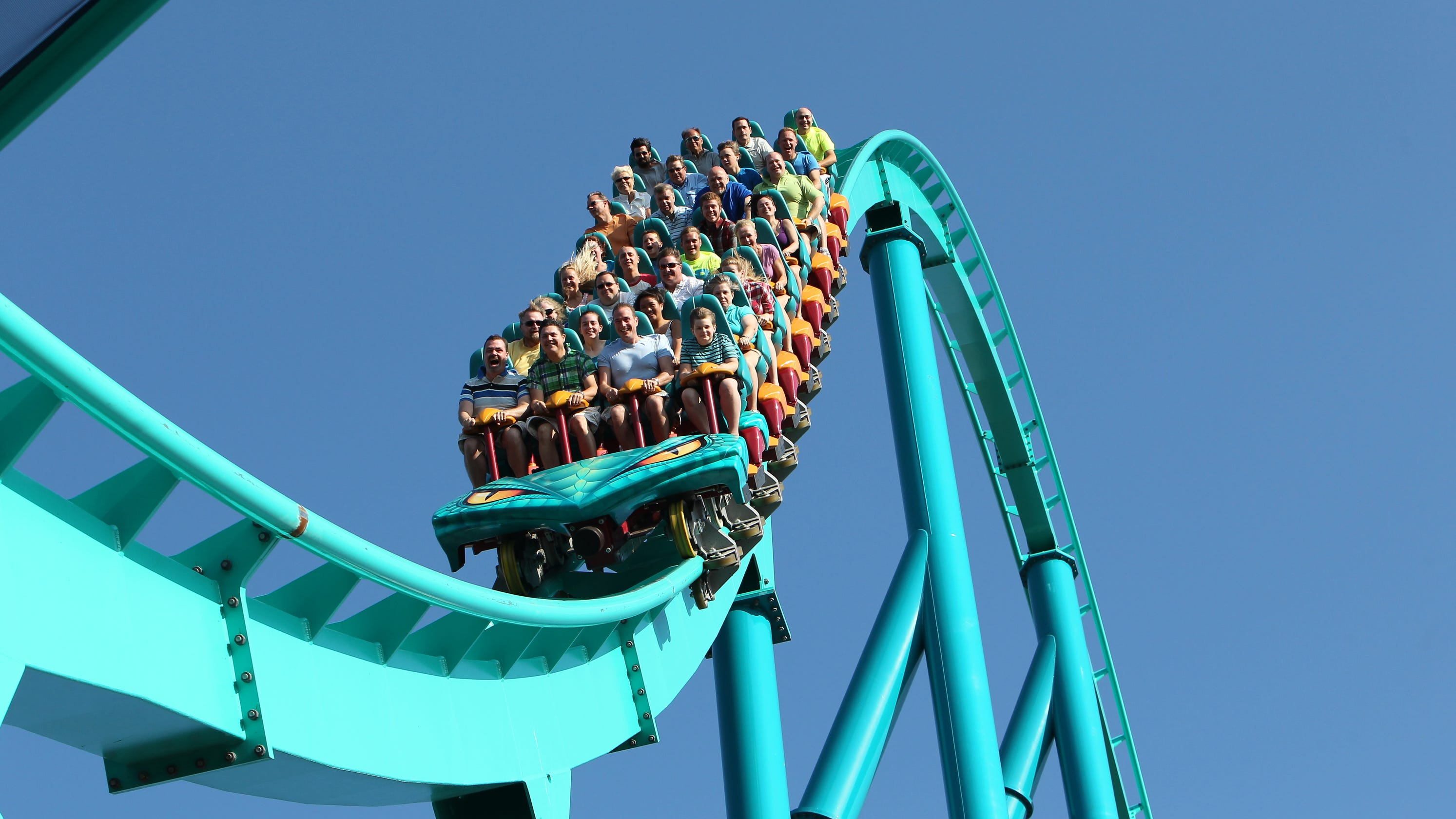 Canada's Wonderland: We rode (almost) all its roller