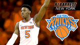 SportsPulse: While Zion Williamson and Ja Morant have shyer personalities better suited for small-market teams, R.J. Barrett is ready to make a big splash in a big city.