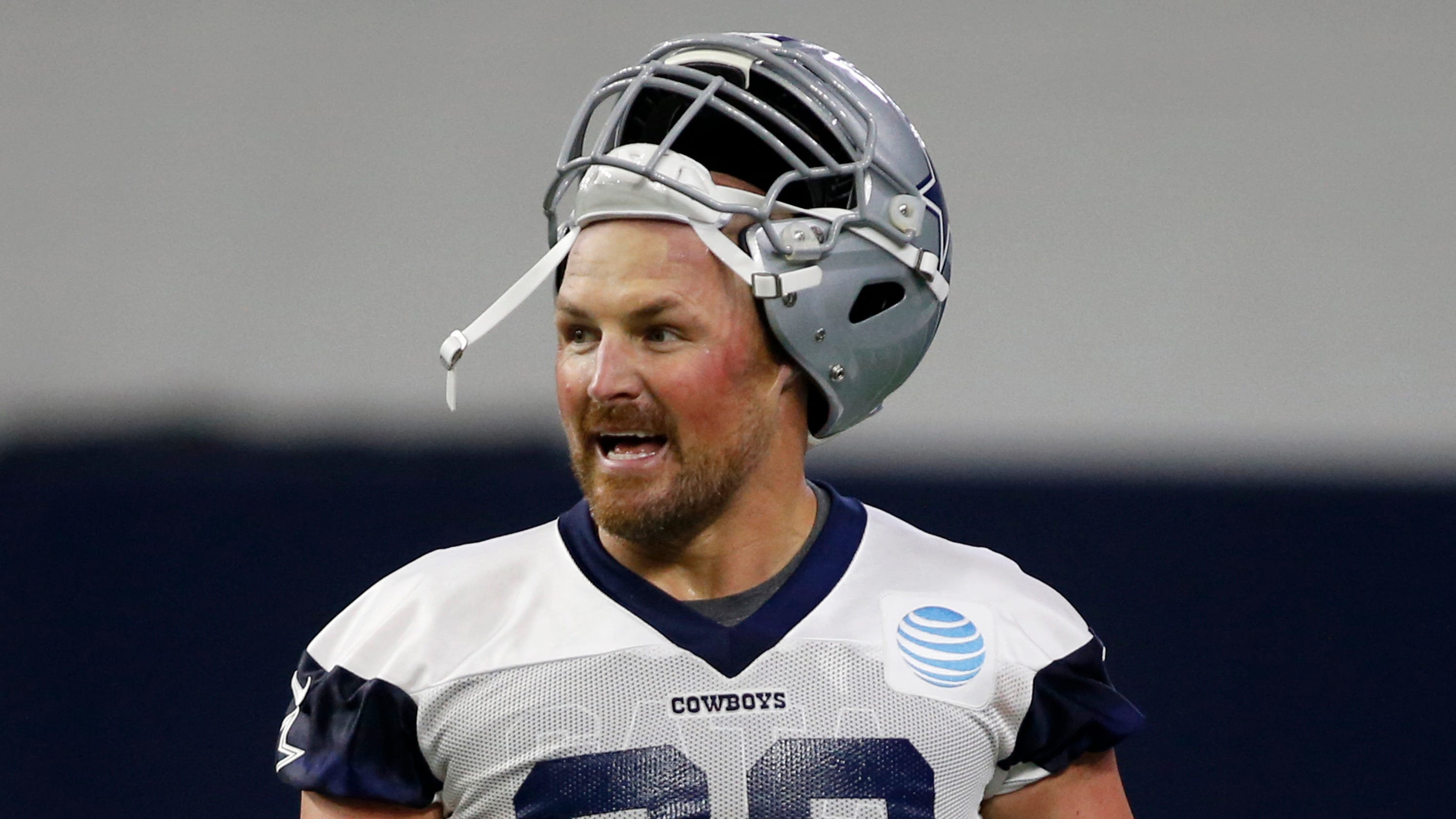 Dallas Cowboys: Jason Witten Motivated By Coach K's Kobe