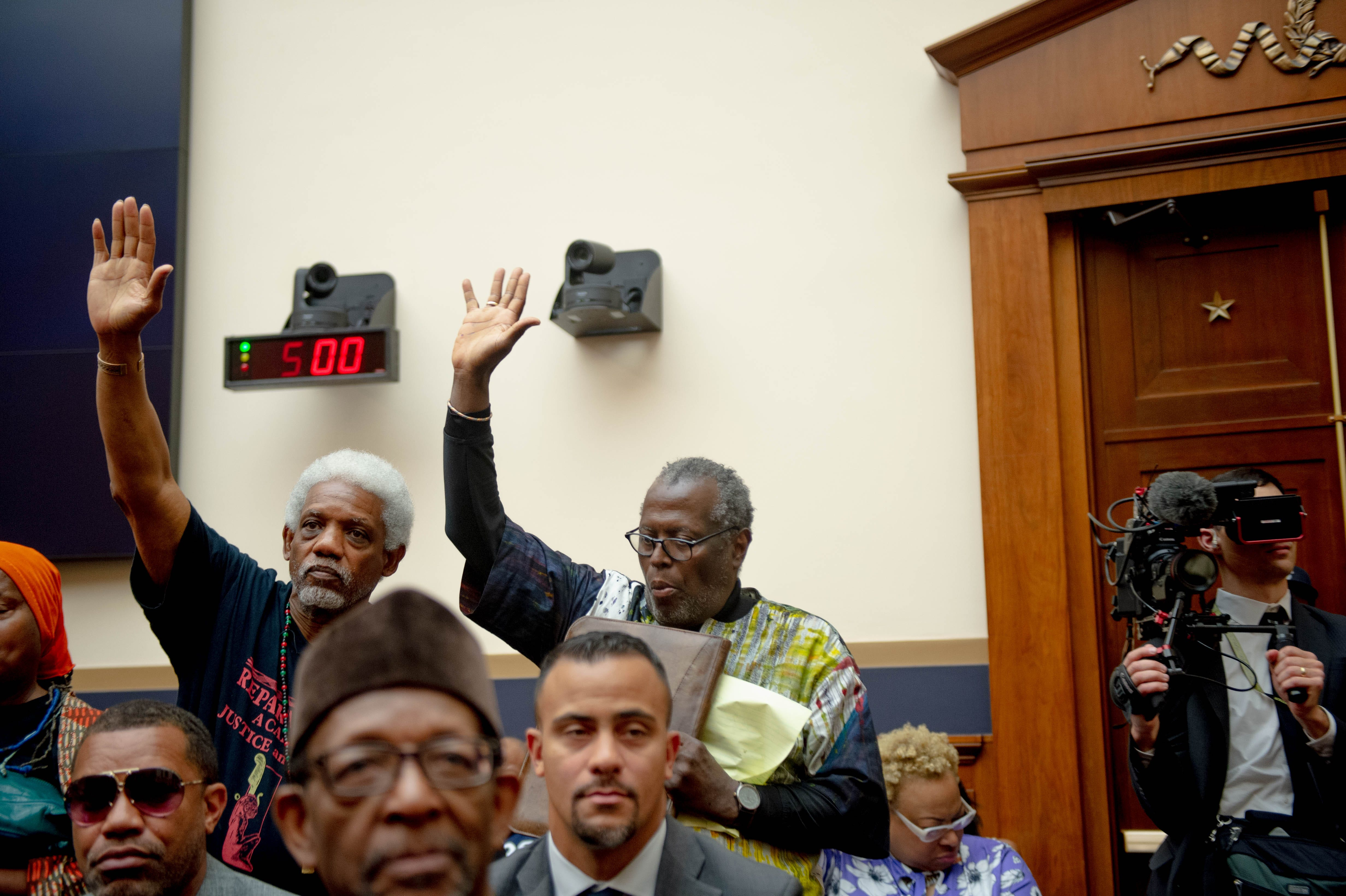 Ta-Nehisi Coates, Danny Glover to testify in Juneteenth House hearing on slavery reparations