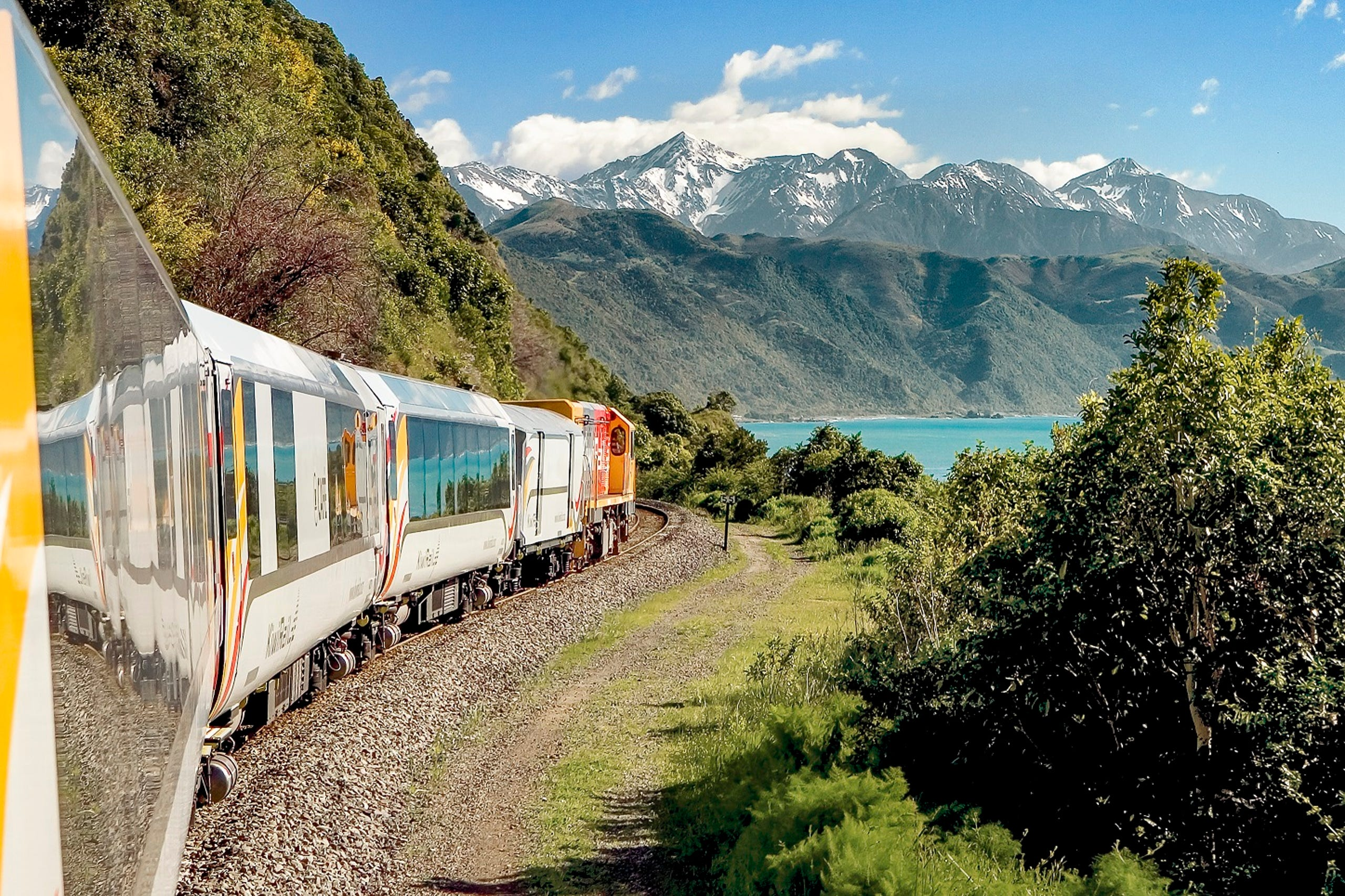 Scenic train rides around the world: Canada, Europe, Africa and beyond