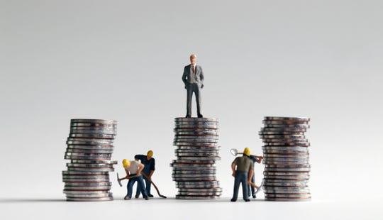 Five ways to help combat income inequality.