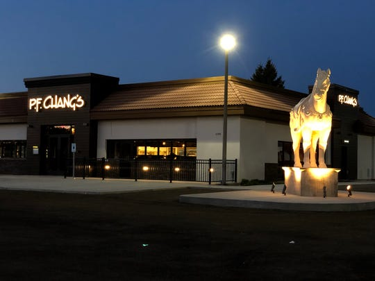P.F. Chang's in Grand Chute.