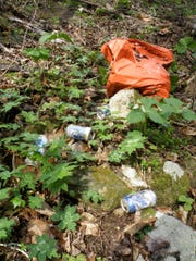 Littering is a pervasive problem throughout the mountains. It is also illegal statewide.