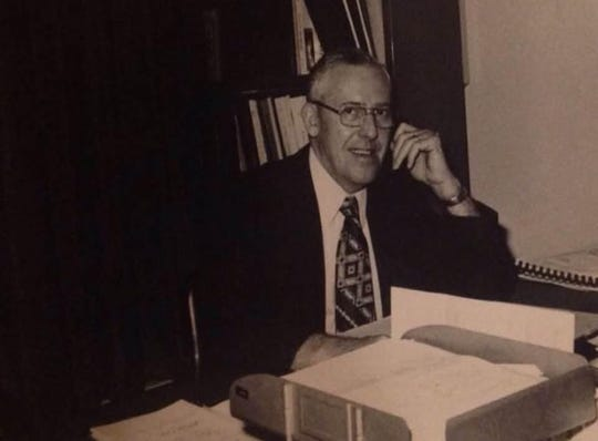 J. Edward Derrick, 88, of Windsor, died May 4.