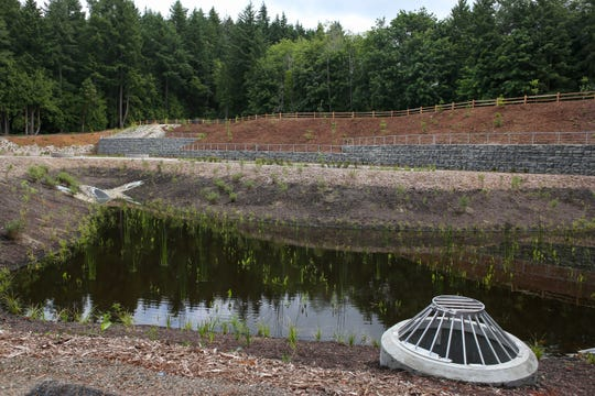 Silverdale has a new park that doubles as a stormwater cleaning facility located off Silverdale Way.