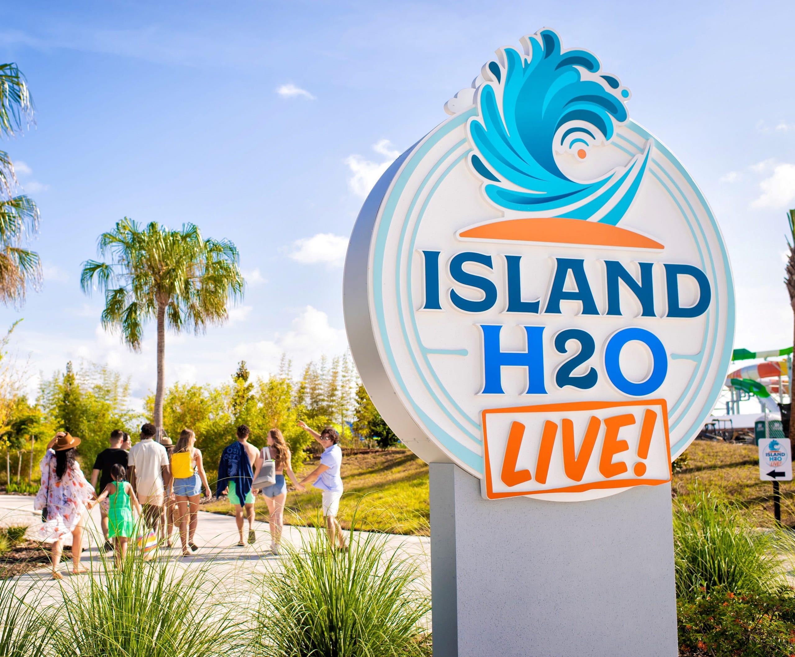 Resultado de imagem para island h2o live water park