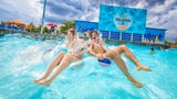 Island H2O Live! water park at Margaritaville Resort Orlando officially opened its doors on June 21, 2019, the first day of summer