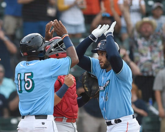 The Hooks will take on Springfield in a game where the fans will not be able to have their cell phones, Thursday, June 20, 2019. Fans will be asked to put them in a magnetically sealed bag for the night to enjoy the game.