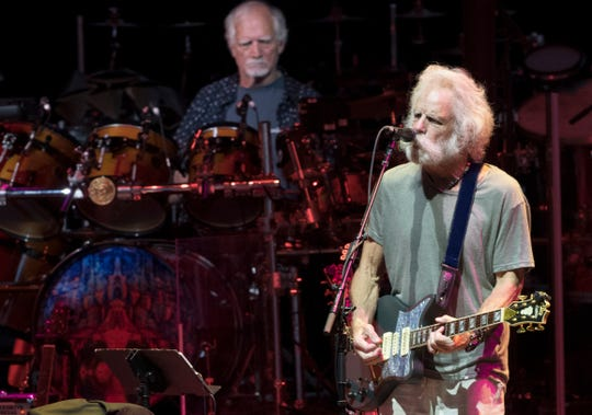 Dead & Company performs at the BB&T Pavilion in Camden, NJ on Thursday, June 20, 2019. (Chris LaChall/Staff Photographer)