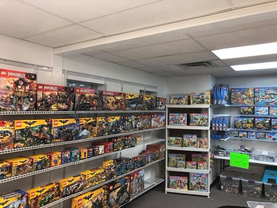 HHH Brick Depot, an unofficial LEGO distributor, is holding its grand opening this weekend in West Chester.