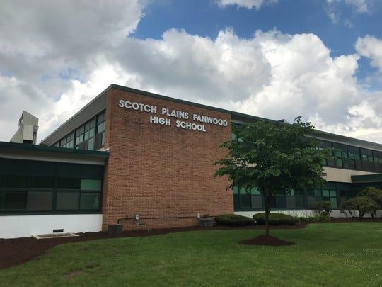 Scotch Plains-Fanwood High School.