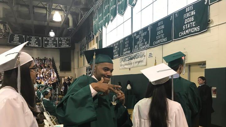 Ridge High School graduation 2019