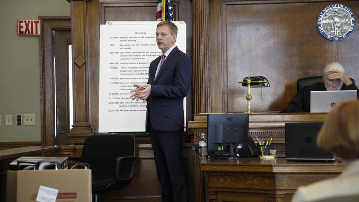 Iowa taxpayers' costs could top $6 million in Godfrey's gay discrimination lawsuit