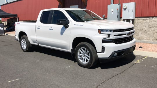 The 2020 Chevrolet Silverado adds a powerful, quiet diesel I-6.