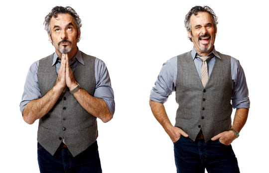 David Feherty is a golf reporter and analyst for NBC and hosts a talk show on the Golf Channel.