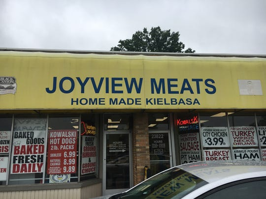 Joyview Meat Market is located at 23822 Joy Road in Redford, and has served the community for 50 years.