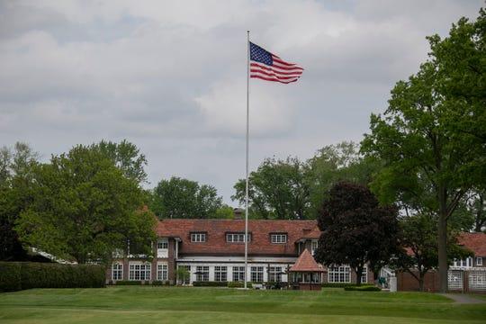 Detroit Golf Club on May 28, 2019.