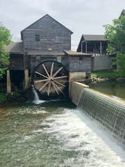 The Old Mill has operated in Pigeon Forge, Tenn., since 1830.