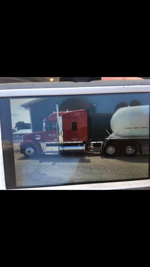 Jasper Police Department has asked for the public's help finding a propane tanker.