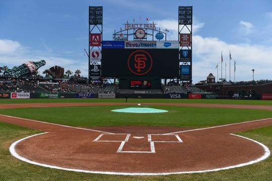 The Colorado Rockies start a series against San Francisco at Oracle Park at 8:05 p.m. Monday.