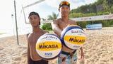 Brian Tsujii and Zak Zacarias discuss representing Guam in the upcoming Samoa 2019 Pacific Games, June 21, 2019.