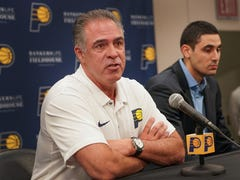 Pacers playing faster, better in half court is more important than big or small lineups