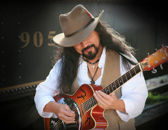 Artist and musician Rey Pineda is performing on July 13 at MusicFest in the West End Center.