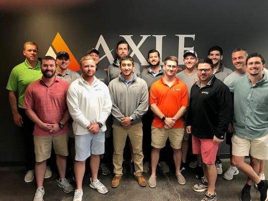 Axle Logistics employees