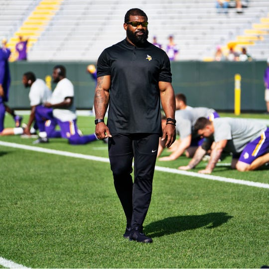 Former Lafayette High and Louisiana Ragin' Cajuns defensive back Derik Keyes is an assistant strength and conditioning coach for the Minnesota Vikings.