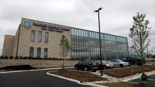 Fairfield Medical Center River Valley Campus on North Memorial Drive in Lancaster was open to the public for an open house Thursday night, June 20, 2019.