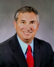 Rep. Sal Santoro is chair of the House Budget Committee on Transportation.