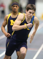 Shelby grad Andrew Wechter earned All-America honors at Michigan as a member of the 2008 Wolverines' 4x400 meter relay team, which still holds the school record.
