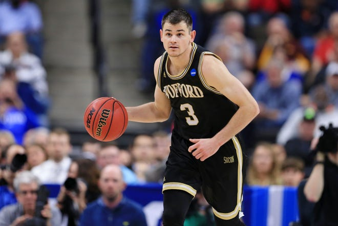 Former Wofford guard Fletcher Magee has reportedly been signed by the Milwaukee Bucks to their summer league roster.