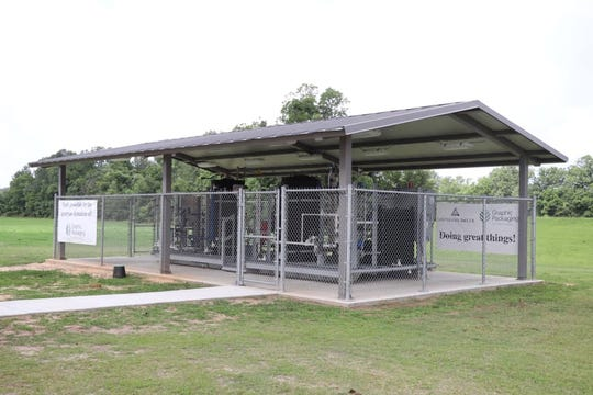 Louisiana Delta Community College, along with members of the business community, celebrated the unveiling of a Hot Process Operations Training Unit Trainer on the Monroe campus on Friday.