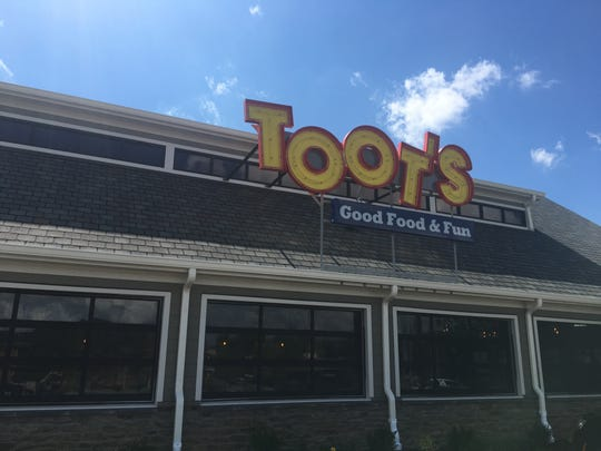 Toot's West is located at 4123 Franklin Road (state Highway 96) in Murfreesboro, and will open July 5.